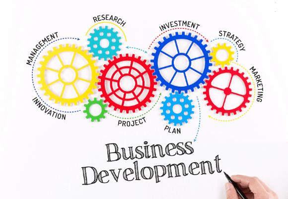 פיתוח עסקי