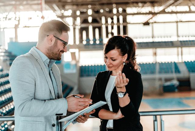 ניהול ומשא ומתן בעסק