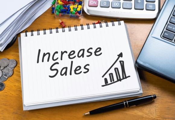 הגדלת מכירות